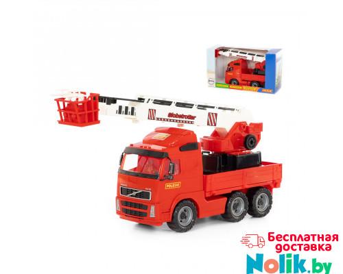 Детская игрушка автомобиль пожарный (в коробке) Volvo арт. 58379. Полесье в Минске