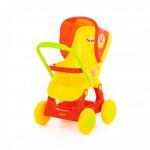 Детская коляска для кукол Полесье прогулочная Три кота №2 арт. 71460
