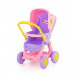 Детская игрушка коляска для кукол прогулочная Три кота №1 арт. 71453 Полесье