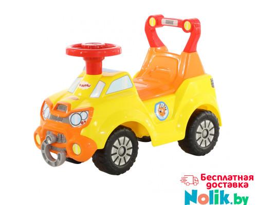 Детская каталка - автомобиль ТРИ КОТА арт. 72955 Полесье в Минске