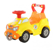 Детская каталка - автомобиль ТРИ КОТА арт. 72955 Полесье