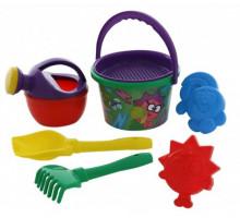 Детская игрушка песочный набор Смешарики Полесье XV арт. 0078