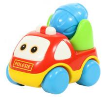 Детская игрушка автомобиль Би-Би-Знайка Сева (в пакете). Арт. 73082