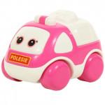 Игрушечный автомобиль Би-Би-Знайка Софи (в пакете). Арт. 73136