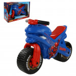 Каталка детская мотоцикл Marvel Человек-паук (в коробке). Арт. 70555 Полесье