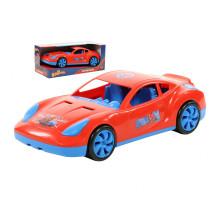 Детская игрушка машинка Marvel Мстители. Человек-Паук (в коробке). Арт. 71224 Полесье