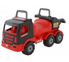 Детская каталка-автомобиль MAMMOET 200-01. Арт. 56726. Полесье