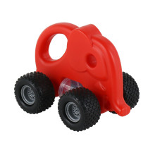 Детская развивающая игрушка каталка слоник-грипкар MAMMOET 208-01. Арт. 56757. Полесье