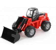 Трактор-погрузчик детская игрушка MAMMOET 207-01. Арт. 56788. Полесье