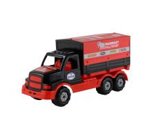 Игрушка детская грузовик с тентом MAMMOET. Арт. 65308. Полесье