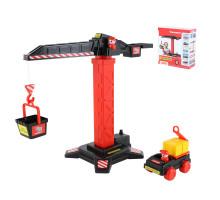 Детская игрушка супер-кран + грузовик (в коробке) MAMMOET. Арт. 65315. Полесье