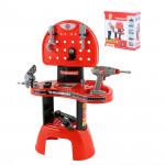 Детский набор инструментов мастерская (в коробке) MAMMOET. Арт. 65322. Полесье