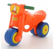 Детская каталка моторбайк Миффи №1. Арт. 64226 Полесье