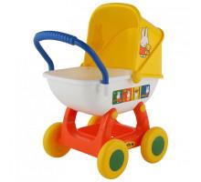 Детская коляска для кукол и пупсов Полесье Миффи. Арт. 64608 Полесье