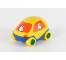 Машинка детская Полесье Забавная Миффи №1. Арт. 64561 Полесье