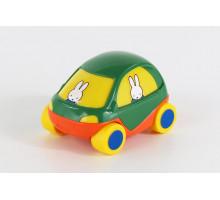 Забавная детская машинка Миффи №3. Арт. 64585 Полесье