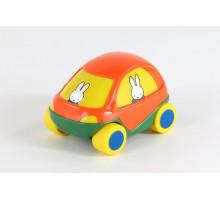 Детская игрушка забавная детская машинка Миффи №4. Арт. 64592 Полесье
