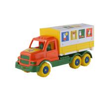Детский автомобиль с тентом Миффи. Арт. 64479 Полесье