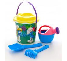Детская игрушка для песочницы Смурфики: Затерянная деревня-2 набор №2. Арт. 64929 Полесье