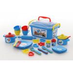 Детская игрушка набор сластёна Полесье Смурфик 401-01 . Арт. 56948 Полесье