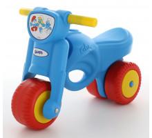 Каталка детская моторбайк Смурфики №1. Арт. 64332 Полесье