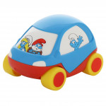 Машинка детская Полесье Смурфики №2. Арт. 64516