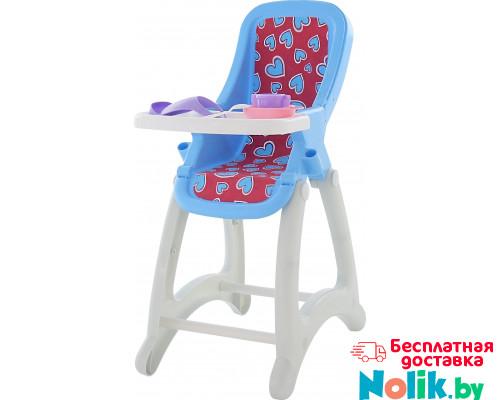"""Детский стульчик для кукол """"Беби №2"""" голубой арт. 48011. Полесье  в Минске"""