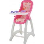 """Детский стульчик для кукол """"Беби №2"""" розовый арт. 48011. Полесье"""