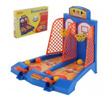 """Детская игрушка  """"Баскетбол"""" для 2-х игроков (в коробке) арт. 67968. Полесье"""