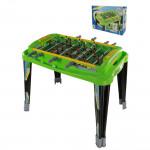 """Детская игрушка Набор """"Мини-футбол """"Champions"""" №4"""" (зелёный) (в коробке) арт. 70692. Полесье"""