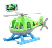 """Вертолёт игрушечный детский """"Шмель"""" (в коробке) арт. 67654. Полесье"""