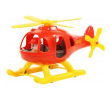 """Игрушка для детей Вертолёт """"Шмель"""" (в сеточке) арт. 72313. Полесье"""