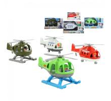 Игрушка для детей Вертолёт (в коробке) (микс №1) арт. 71415. Полесье