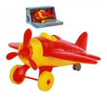 """Детская игрушка Самолёт """"Омега"""" (в коробке) арт. 70272. Полесье"""