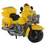 Мотоцикл скорая помощь (NL) (в пакете) арт. 48097. Полесье