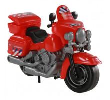 Игрушка Мотоцикл пожарный (NL) (в пакете) арт. 71316. Полесье