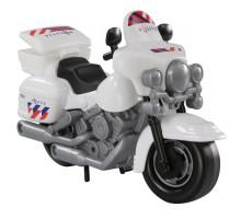 Детский Мотоцикл полицейский (NL) (в пакете) арт. 71323. Полесье