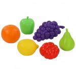 Игровой набор продуктов №3 (6 элементов) (в сеточке) арт. 46987. Полесье