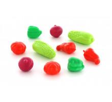 Набор игрушечных продуктов №9 (10 элементов) (в пакете) арт. 66701. Полесье