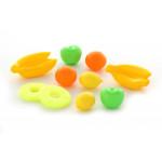 Детский набор игрушечных продуктов №10 (10 элементов) (в пакете) арт. 66718. Полесье