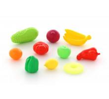 Набор продуктов №11 (10 элементов) (в пакете) арт. 66725. Полесье