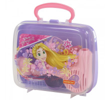 Детская игрушка набор Disney Рапунцель - Cтань принцессой! (в чемоданчике). Арт. 70814 Полесье