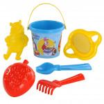 Игрушки для малышей Полесье Disney «Винни и его друзья» №3. Песочный набор. Арт. 66459 Полесье