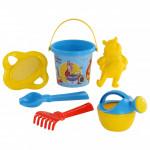 Игрушки для малышей Полесье Disney «Винни и его друзья» №4. Песочный набор. Арт. 66466 Полесье