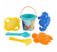 Набор детский для песочницы Disney/Pixar «В поисках Немо» №3. Арт. 66497 Полесье