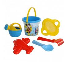 Игрушки для песочницы Полесье Disney «Микки и Весёлые гонки» №4. Арт. 66541