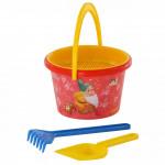 Детская игрушка набор для песочницы Полесье Disney «Принцесса» №6. Арт. 66763