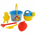 Набор Disney «Винни и его друзья» №8. Арт. Детские игрушки для песочницы. 66909 Полесье