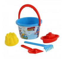 Игрушки для песочницы Полесье Disney «Микки и Весёлые гонки» №7. Арт. 66978