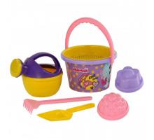 Игрушки Полесье для песочницы с лейкой Disney «Минни» №8. Арт. 67029